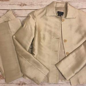 BCBG suit jacket and pants